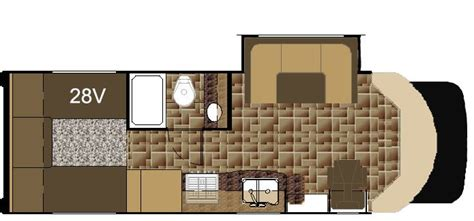 nexus rv floor plans nexus rv viper 28 v floor plan rvs pinterest floor