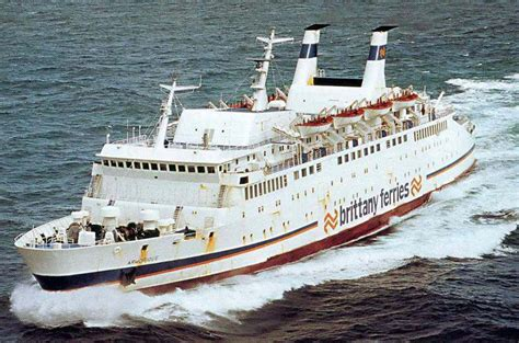 ferry plymouth to st malo ferries malo portsmouth route the 40th