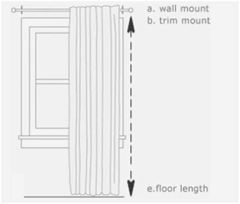 floor length curtains measurements measure for curtains pottery barn kids