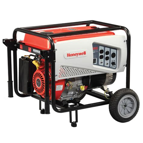honeywell model    watt cc ohv portable gas powered generator honeywell store