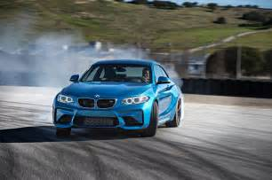 Bmw M2 Coupe 2016 Bmw M2 Test Review Motor Trend
