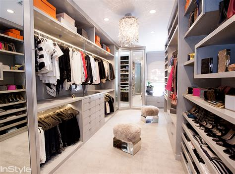 It Closet Clothing Los Angeles see lhuillier s closet in los angeles home instyle