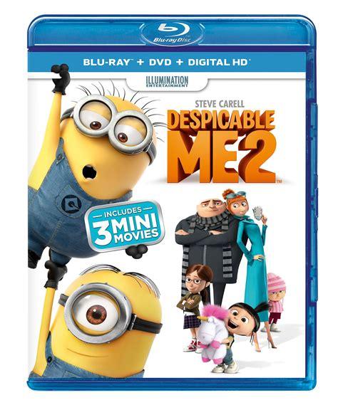 Amazon.com: Despicable Me / Despicable Me 2 / Minions
