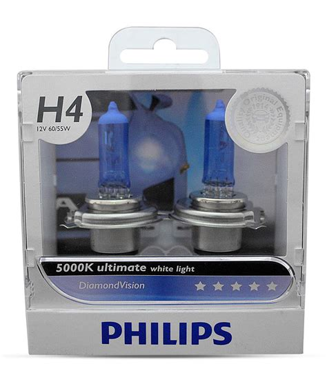 Headl H4 Philip philips h4 vision l for valkswagen vento buy philips h4 vision
