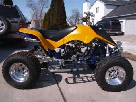 86 Suzuki Lt250r by Creekside Edge Motocross 86 Lt250r Quadracer Doovi