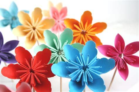 imagenes flores simples flores de papel visioninteriorista com