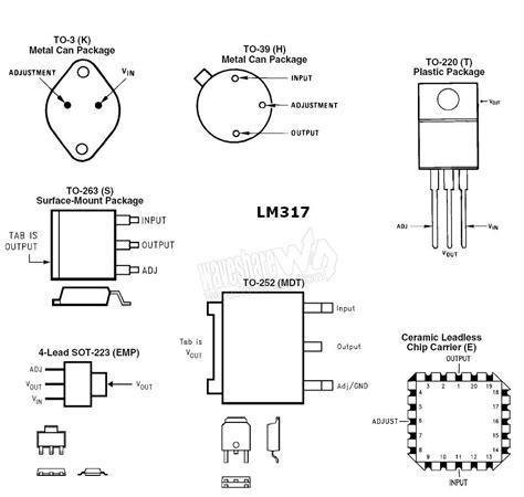 transistor lm317 lm317 datasheet lm317 pdf about 28 images изображения lm317 pdf tonpix ru lm317 datasheet