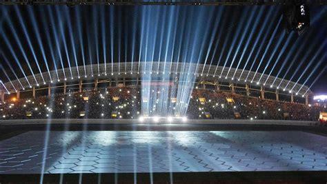 dts illuminazione srl 300 teste mobili dts celebrano il 40 176 national day