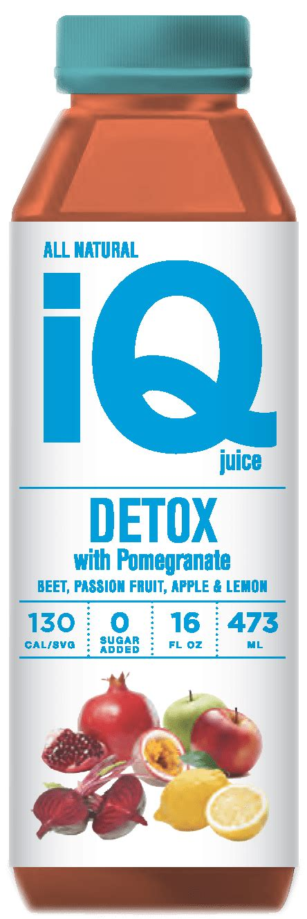 Does Pomegranate Juice Detox by Iq Trendmonitor