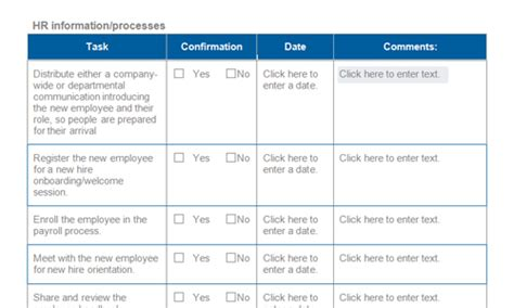 hr onboarding process template best practice onboarding checklists toolkit