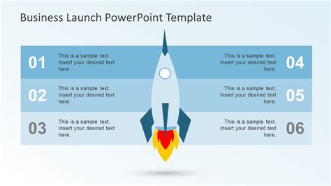 Business Launch Powerpoint Template Slidemodel Course Launch Template