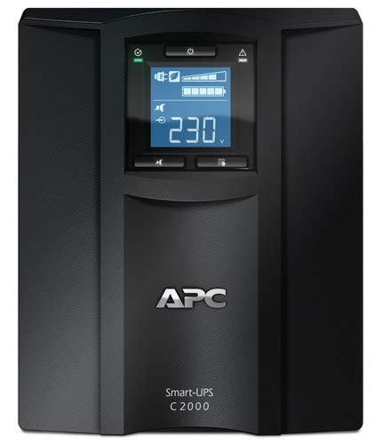 Ups 2000va apc smart ups c 2000va lcd 230v apc singapore