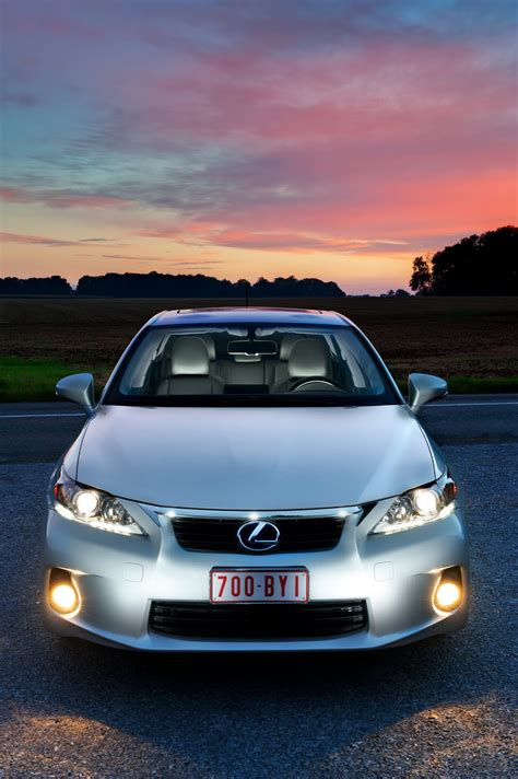 lexus ct200 2013 minor upgrades including a new navigation system for 2013
