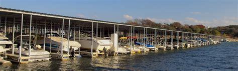 lake austin boat slip rental lake travis boat slips at vip marina
