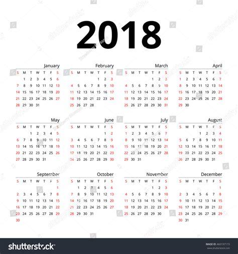 layout calendar 2018 calendar 2018 layout takvim kalender hd