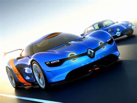 renault sport car 2012 renault alpine a110 50 concept review specs pictures