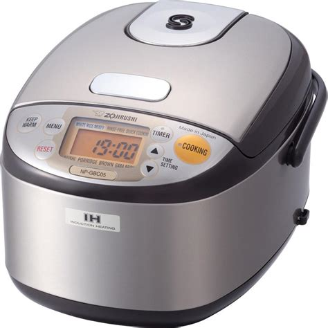 Rice Cooker Maspion Stainless zojirushi induction heating system rice cooker and warmer