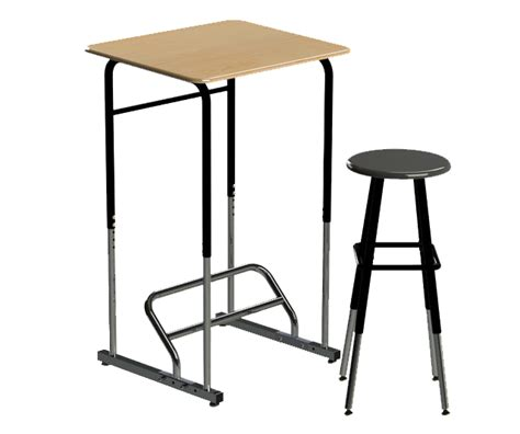 Take A Stand For Creativity Students And Standing Desks Standing Student Desks