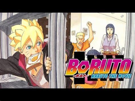boruto sub english boruto naruto the movie second trailer extended