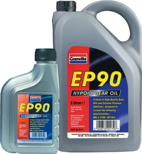 ask us anything episode 90 granville hypoid ep 90 oil 5litre