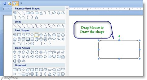 how to create a flowchart in word 2007 how to make a flow chart in microsoft word 2007