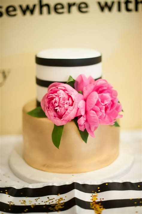 Black And Pink Baby Shower Cakes by 25 Best Ideas About 40th Birthday Cakes On