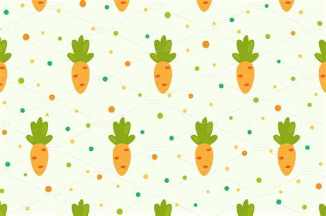 vegetables pattern wallpaper set vegetable patterns patterns on creative market