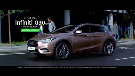 Infinity Auto Amsterdam by Commercial Infiniti Q30 Youtube
