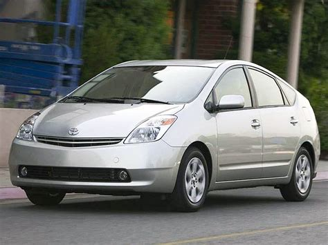 2004 Toyota Recalls Toyota Recalls Certain Model Year 2004 2009 Prius Vehicles