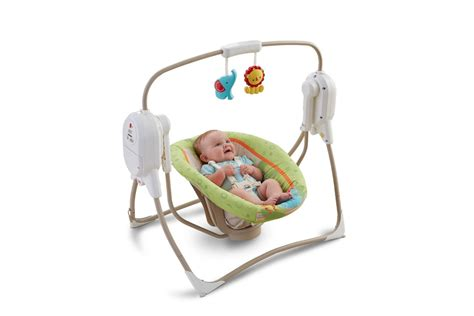 fisher price swing fisher price rainforest space saver swing