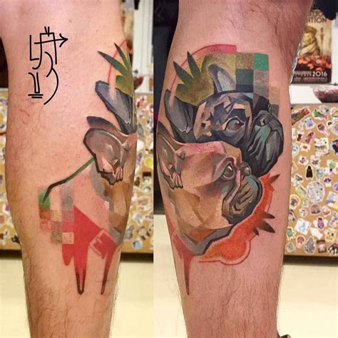 tattoo magazine designs artist lesha lauz moscow russia inkppl