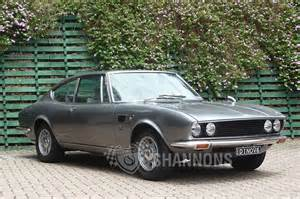 Fiat Dino Coupe Sold Fiat Dino 2400 Coupe Lhd Auctions Lot 18 Shannons
