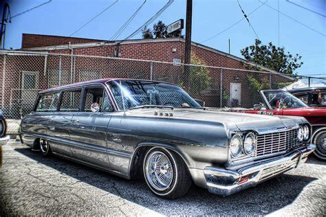 64 impala wagon lowrider 64 impala wagon photograph by madmethod designs