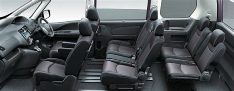 Nissan Serena Interior Pictures by
