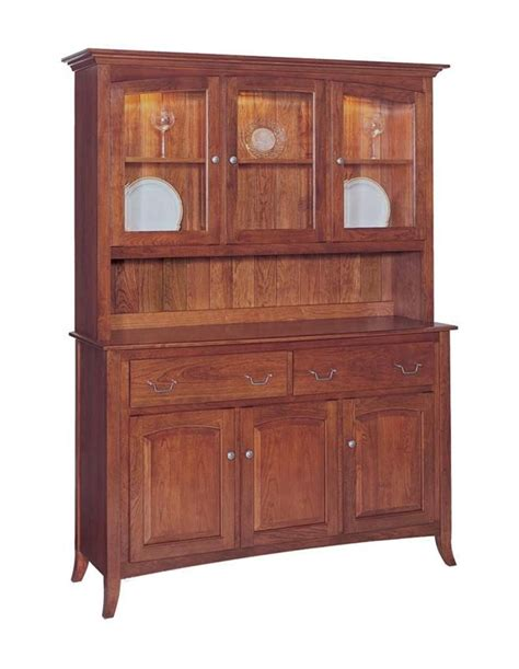 mission style keystone hutch dutchcrafters amish furniture 289 best amish hutches images on pinterest amish