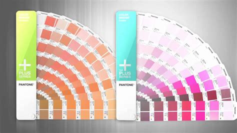 smith chart with scale color books pantone colour bridge and cmyk