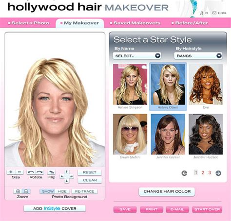 my face on different hairstyles try hairstyles on your photo free hairstylegalleries com