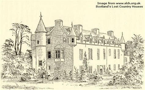 balfour house scotland s lost country houses