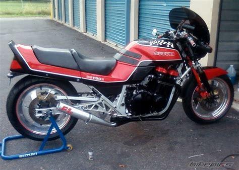 Suzuki Gs1150 Bikepics 1985 Suzuki Gs 1150