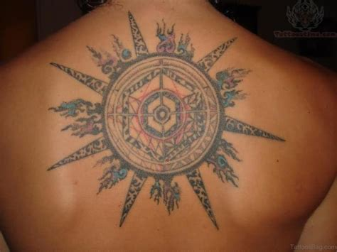 mandala tattoo on back 66 modern mandala tattoos on back
