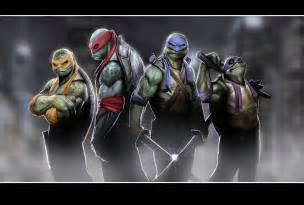 teenage mutant ninja turtles tmnt wallpaper wrap