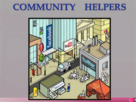 Community Helpers Ppt Presentation Helper