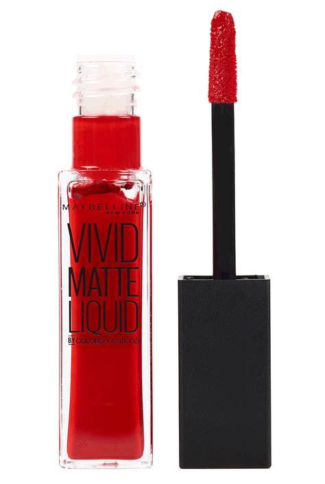 Lipstik Maybelline Liquid matte liquid lipstick maybelline