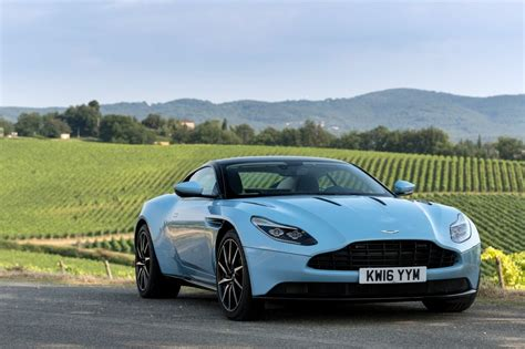 green aston martin db11 aston martin db11 review v12 grand touring at its finest