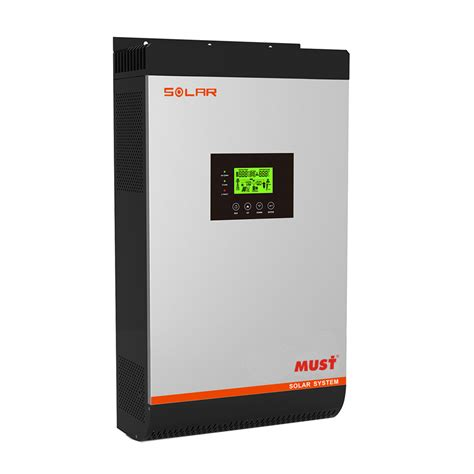 Inverter Must must inverter pv1800 solar warehouse
