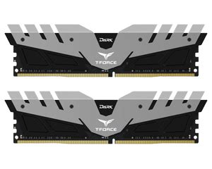 Team 8gb Ddr4 4gbx2 Pc 3000 Gray teamgroup team t ddr4 8gb 3000 4gx2 gray