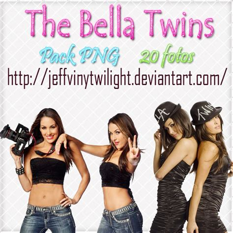 bella twins deviantart the bella twins pack png s 20 fotos by jeffviny by