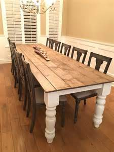 25 best ideas about farmhouse table on pinterest diy our new dining room rustic farm table 187 something blue