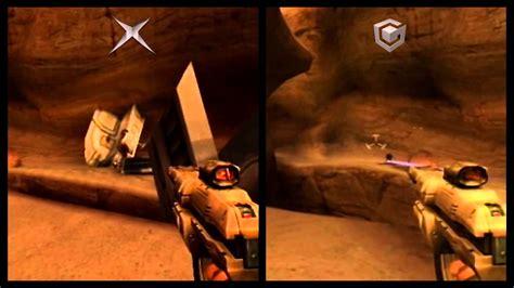 wii vs original xbox graphics xbox vs gamecube timesplitters future