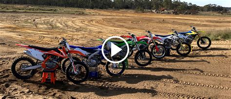 motocross 450 shootout 2018 450 motocross shootout australasian dirt